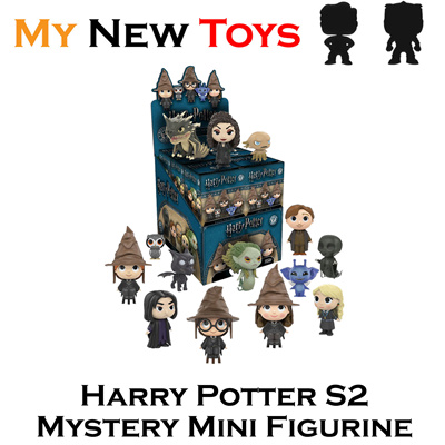 Mystery Mini Harry Potter Series 2 Mystery/Blind Box