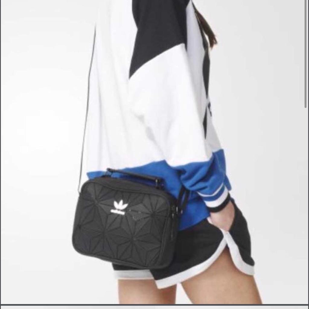Adidas Issey Miyake Airliner bag