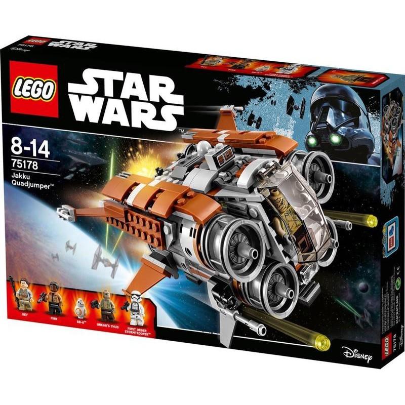 [LEGO 盒裝] 75178 星戰 Jakku Quadjumper