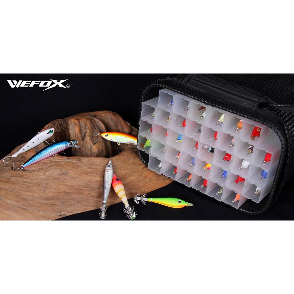 WEFOX 36孔透抽布捲盒  透抽布捲專用盒