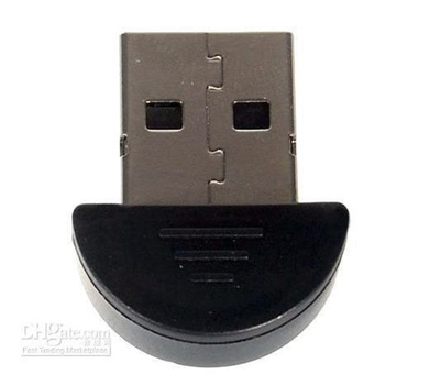 Wholesale Free Shipping 5 pieces/Lot Smallest USB 2.0 Bluetooth adapter, USB MINI bluetooth dongle
