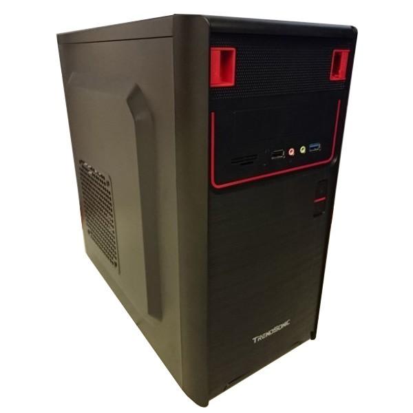 Skylake I7-6400T頂級8核主機8G記憶體500G硬碟500W