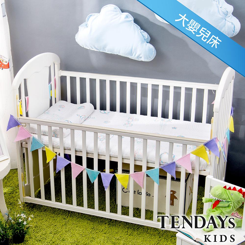 [送嬰兒護脊枕頭]TENDAYS 太空幻象嬰兒護脊床墊(不含枕) 大單 5cm厚