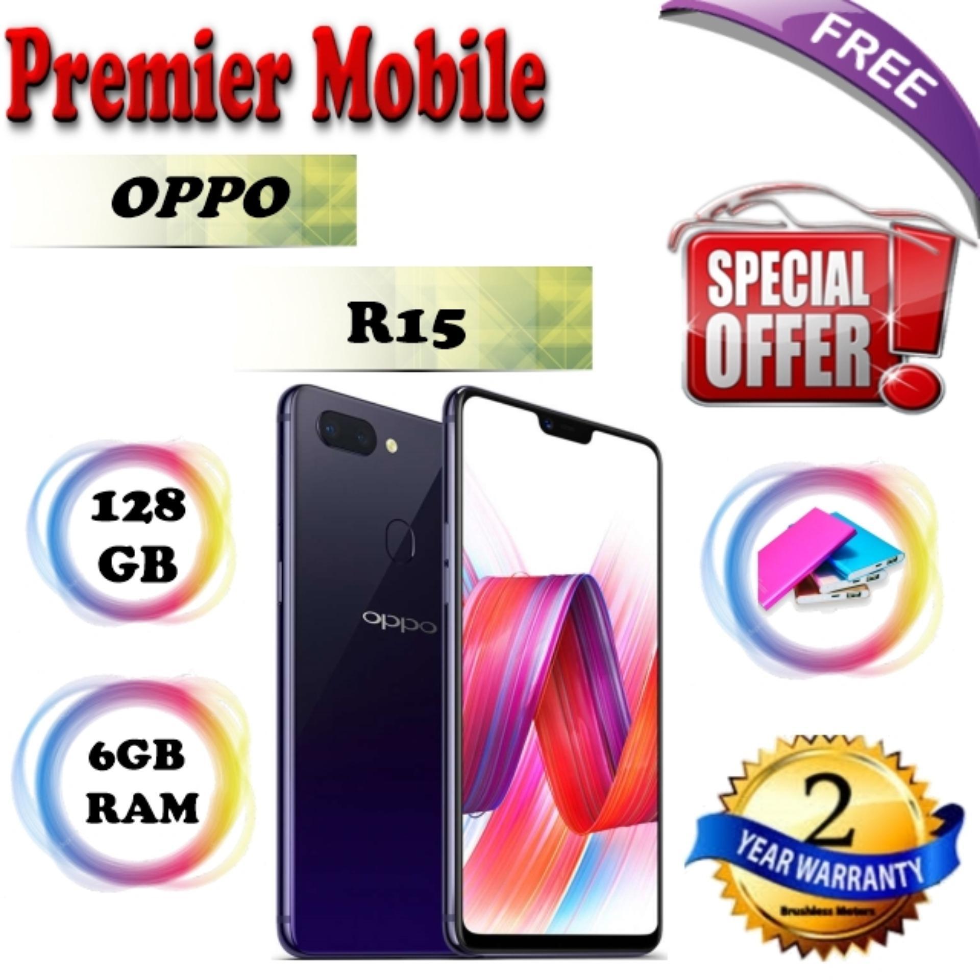 Oppo R15 2 Years Warranty By Oppo  / TC