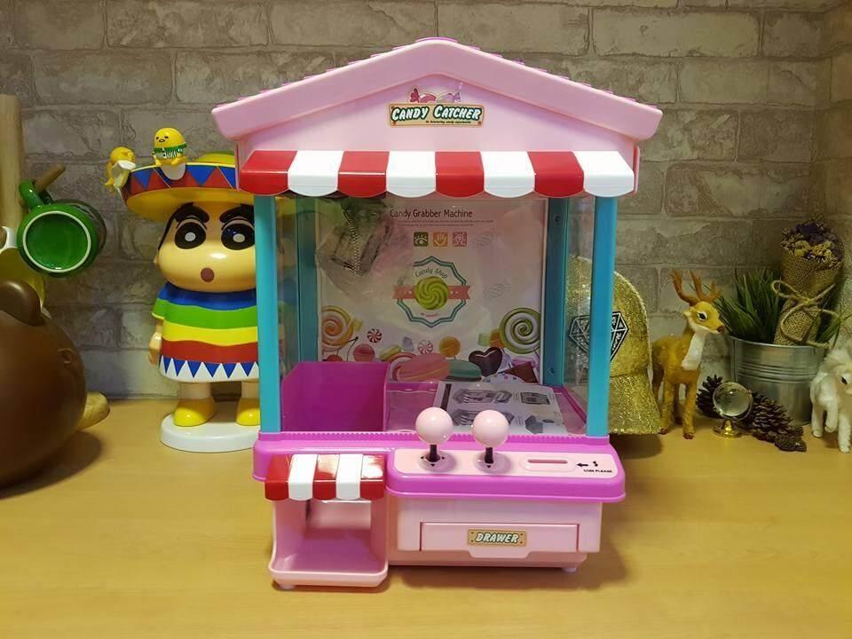 ตู้คีบตุ๊กตา candy house