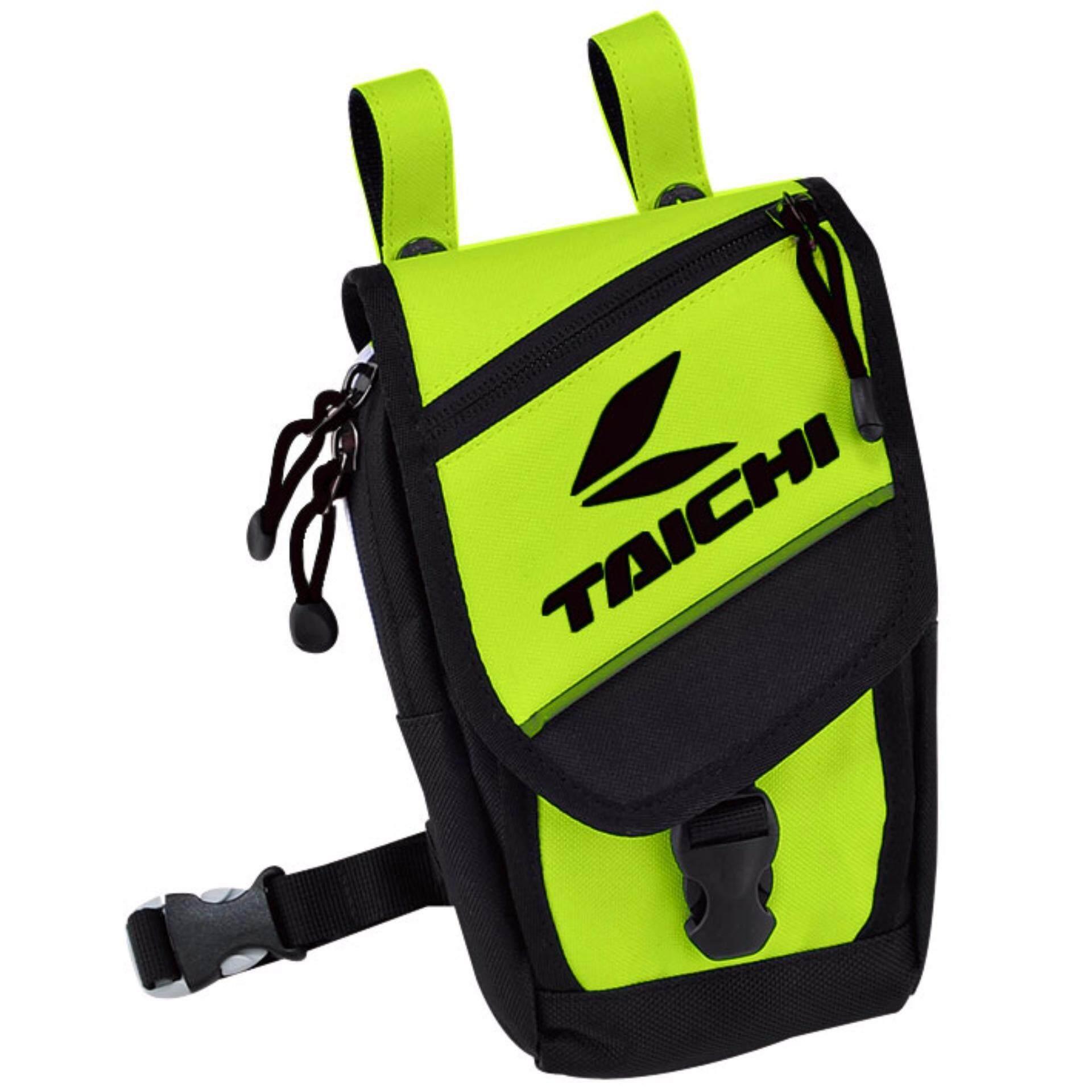 RS TAICHI RSB269 Belt Pouch Leg Bag Shoulder Bag Multifunctional Outdoor Sports Phone Bag