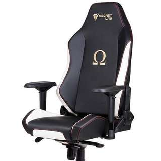 Secret Lab Omega Gaming Chair (with warranty and receipt)