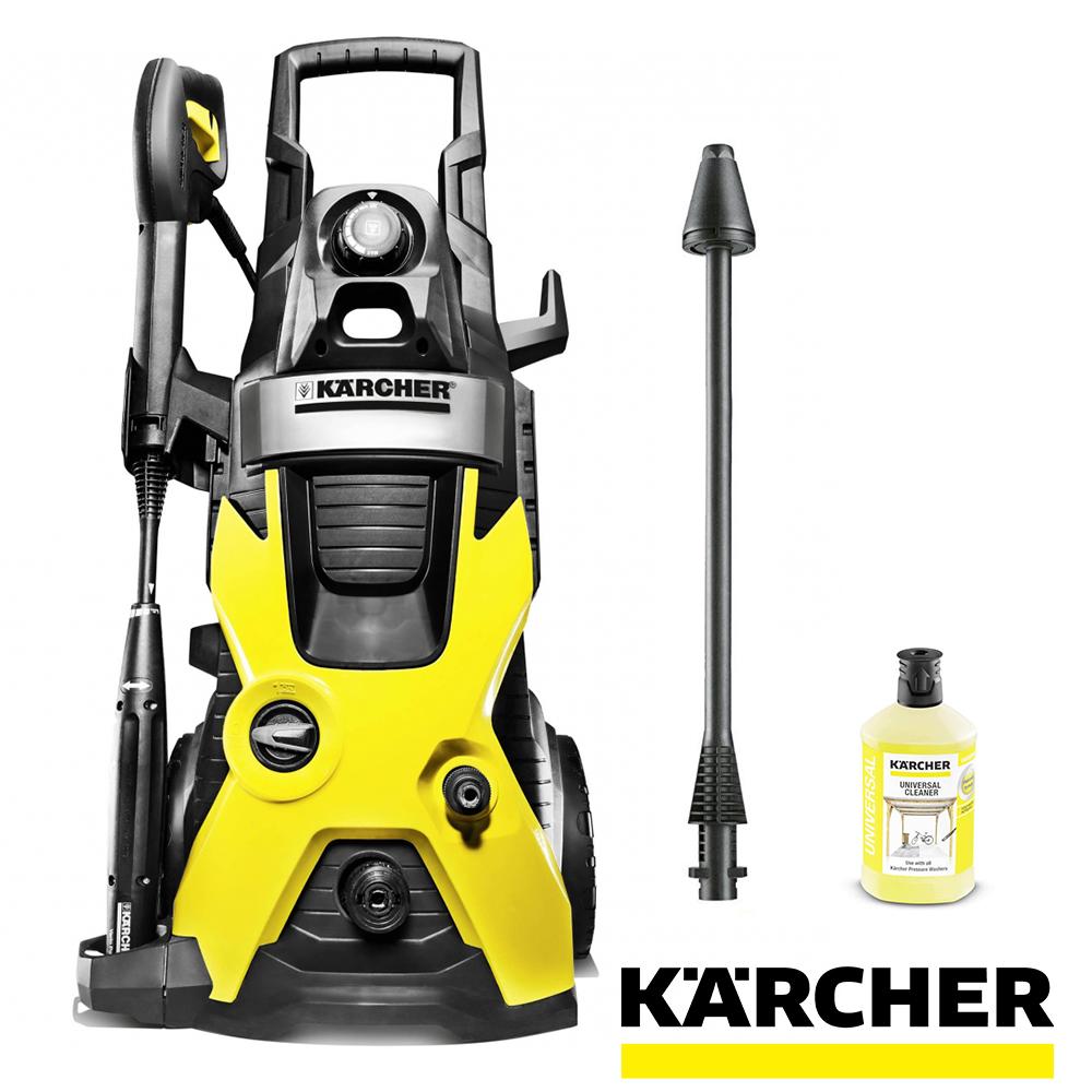 德國凱馳 Karcher K5 冷水高壓清洗機/洗車機 送超值配件組