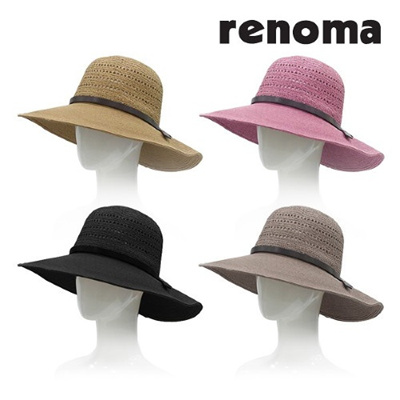 [OFFICIAL KOREA AK PLAZA][RENOMA] [Renoma Hat] twisted hat [92FF303]