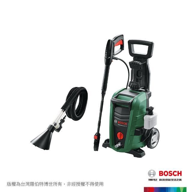 【BOSCH 博世】高壓清洗機 UA 125 + 排水管組