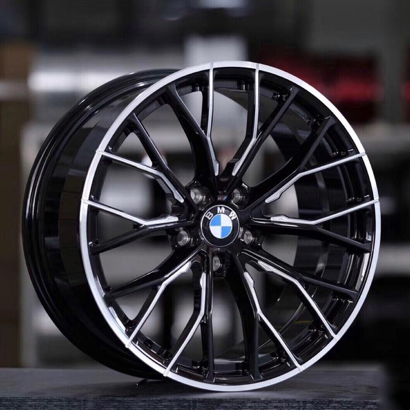 全新 類669m 訂製鍛造 前後配 19吋 20吋 輪框 鋁圈 BMW 寶馬