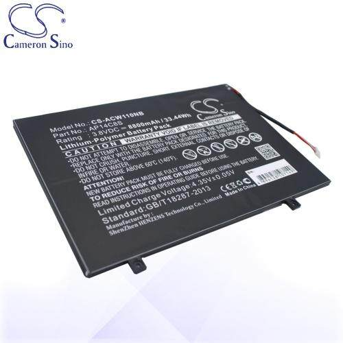 CameronSino Battery for Acer AP14C8S / Acer SW5-111 / Aspire Switch 11 Pro Battery L-ACW110NB