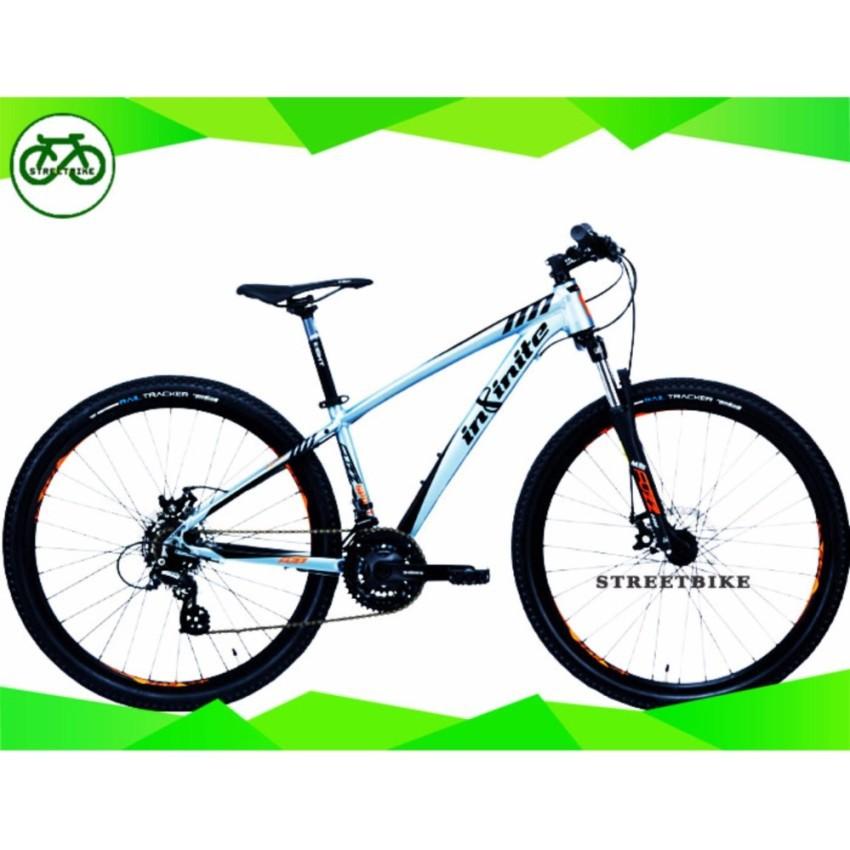 จักรยานเสือภูเขา 27.5 700c INFINITE MTB FUZZ SPORT SIZE 19