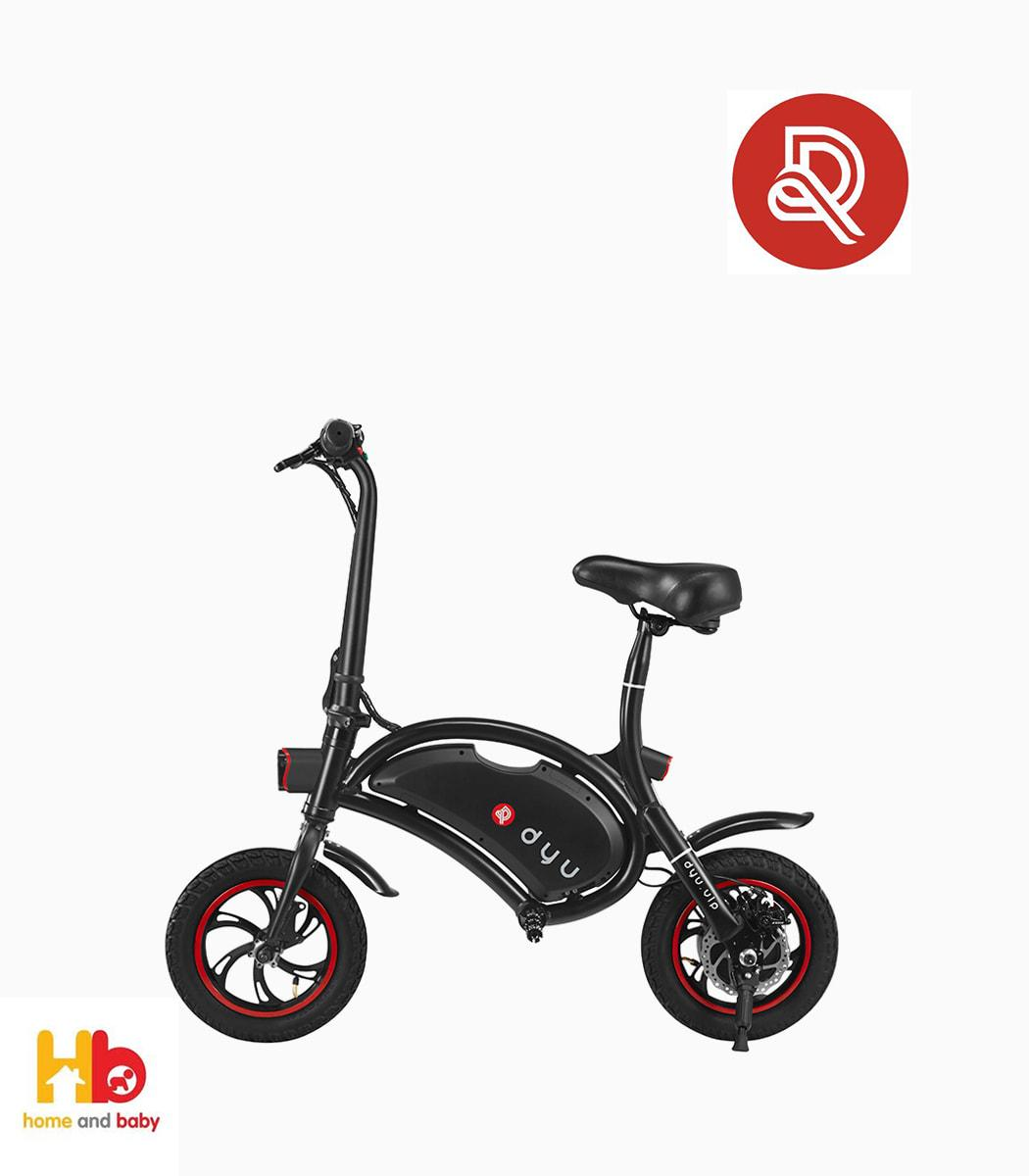 DYU Deluxe Seated Electric Scooter