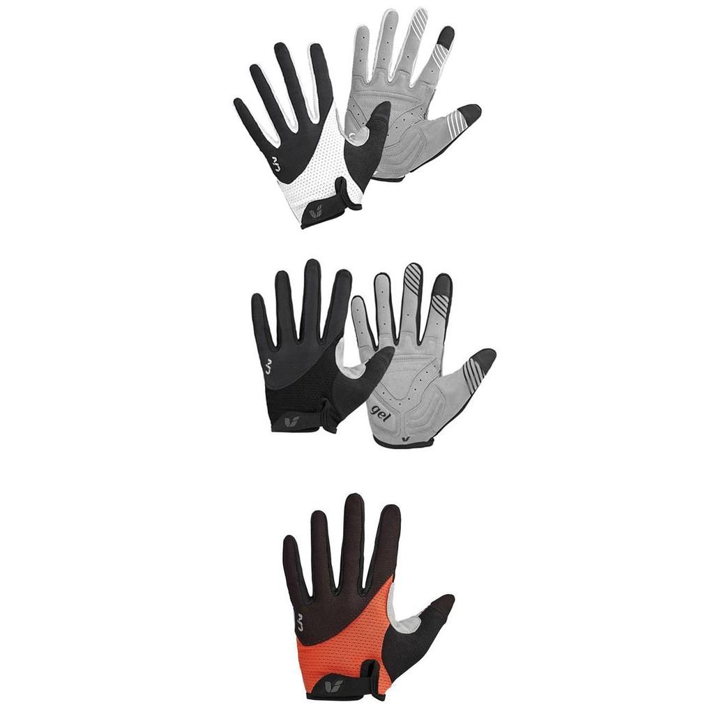 GIANT捷安特 LIV PASSION 女款長指手套 可直接觸控手機螢幕