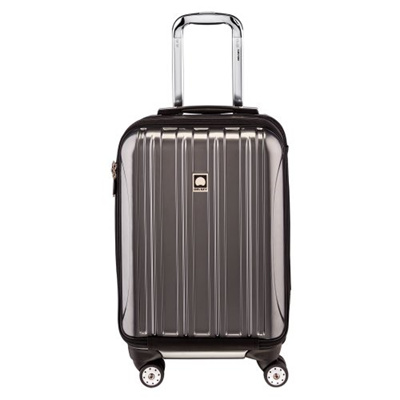 DELSEY Paris Helium Aero 19 International Carry-on, Brushed Charcoal