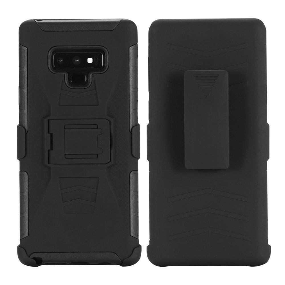 Samsung Galaxy Note 3,Note 4,Note 5,Note 8 Case, Belt Clip Holster Kickstand Heavy Duty Shockproof Combo Rugged Durable Case for Samsung Galaxy Note 9 (2018 Release)