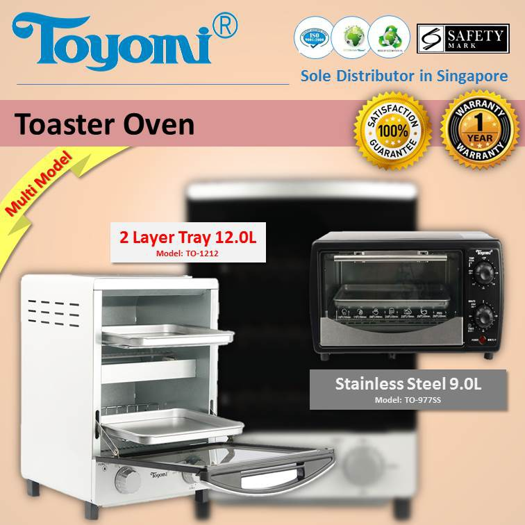 TOYOMI Toaster oven 9.0L