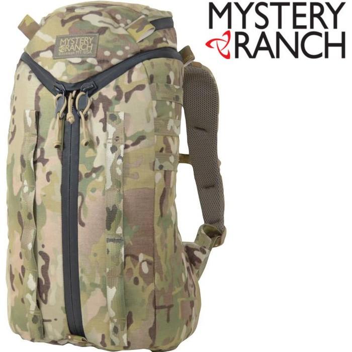 Mystery Ranch 神秘農場/突擊背包/生存戰術包 1 Day Assault 18L 60001 多地迷彩