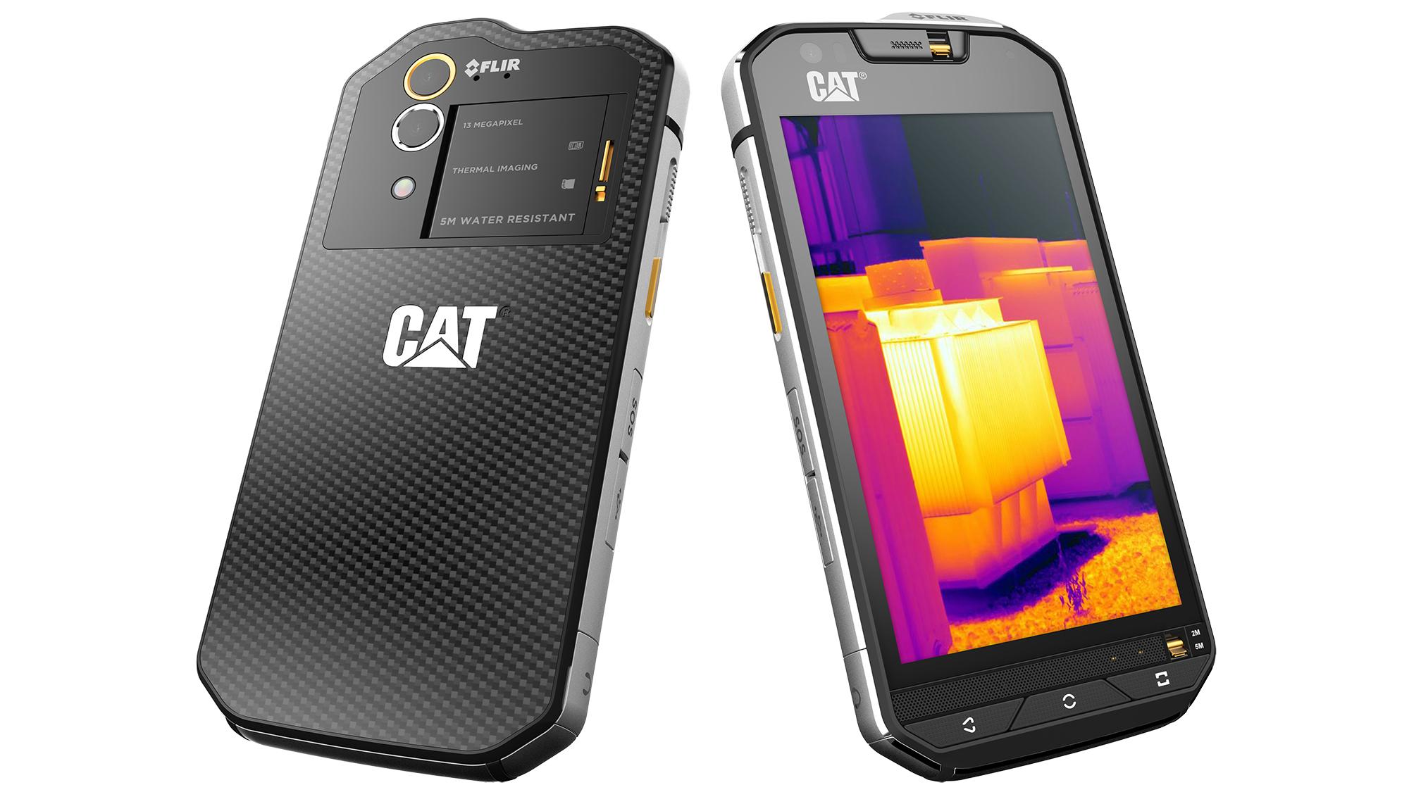 CAT S60 防水防塵防摔 軍規 智慧型手機