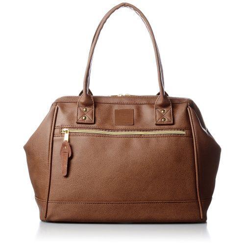 Anello Boston bag AT-B1213 BR Brown