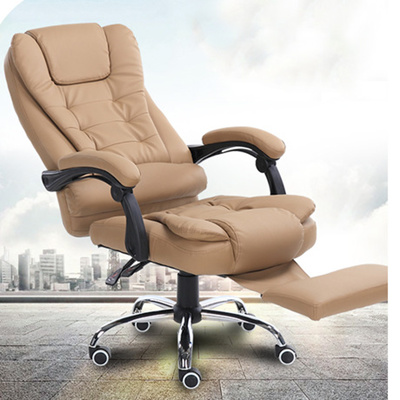 Office Chairs Office Furniture leather Computer Chair ergonomic swivel chair Lounge massage chair