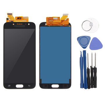 LCD Display + Touch Screen Digitizer Replacement With Repair Tools For Samsung Galaxy J7 Pro 2017 J730G J730 J730F/DS/M