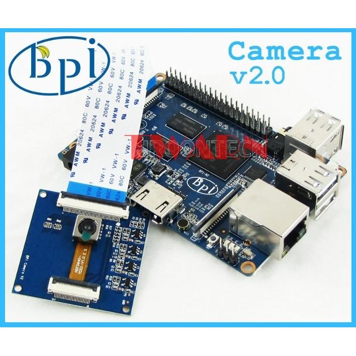TW3199 / 香蕉派 banana pi BPI M3 專用 攝像頭V3 新版