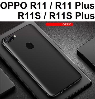 ★ Oppo R11S / R11S Plus / R11 / R11 Plus Premium Ultra Slim Fit Matte Precise Case Casing Cover