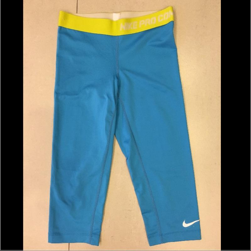 二手/Nike DRI FIT緊身運動褲