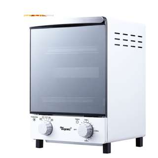 Ready Stock Toyomi Double Oven Toaster