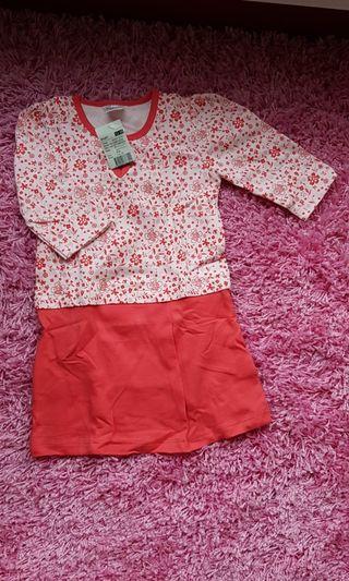 BNWT Baby Baju  Kurung