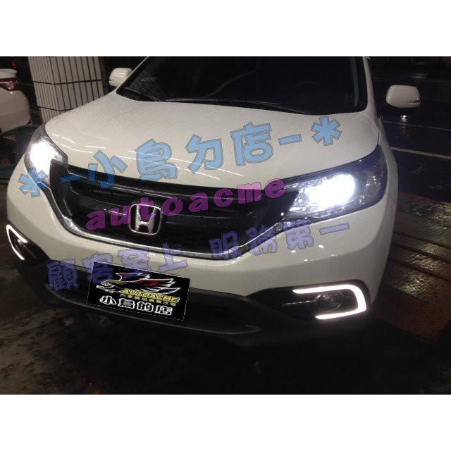 (小鳥的店) 本田 2016-19 HRV HIGHLIGHT 美國 CREE LED燈泡 大燈霧燈 CRV4