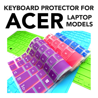 ACER 💻 LAPTOP KEYBOARD PROTECTORS ASPIRE SWITCH ACER V5 R7 E1 E5 SERIES TIMELINE LOCAL SELLER