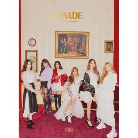 (G)I-DLE - I MADE (2ND MINI ALBUM) 迷你二輯 (韓國進口版)