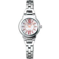 WIRED 知性美人手鍊女錶-銀 V117-X001S