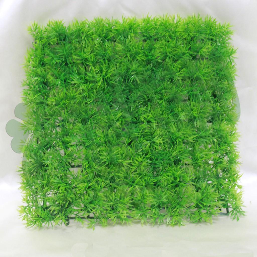 【人造植物】~25*25韓國草皮~*花藝設計 仿真小草 塑膠草皮 拼貼佈置 空間設計