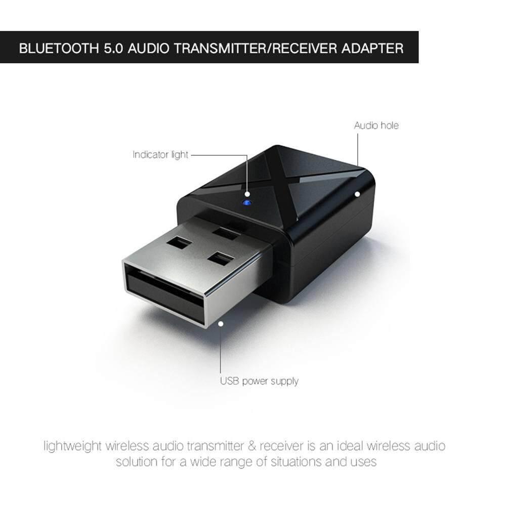 Chux Wireless USB Bluetooth Adapter Bluetooth V5.0 Music Sound Receiver Adaptador Bluetooth Transmitter
