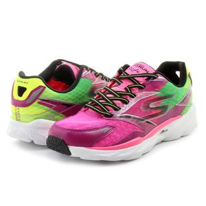รองเท้าวิ่งผู้หญิง SKECHERS GO RUN RIDE 4 13998/HPLM