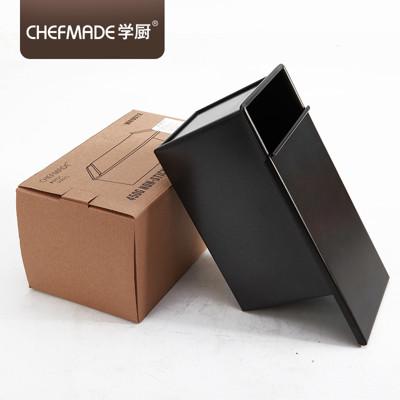 【CHEFMADE學廚】WK9072 滑蓋不沾吐司模 450g 12兩 22.8*12.3*11cm (7.6折)