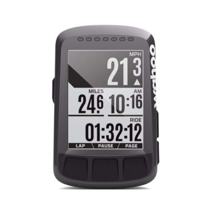 Wahoo Elemnt Bolt GPS Bicycle Computer Speedometer