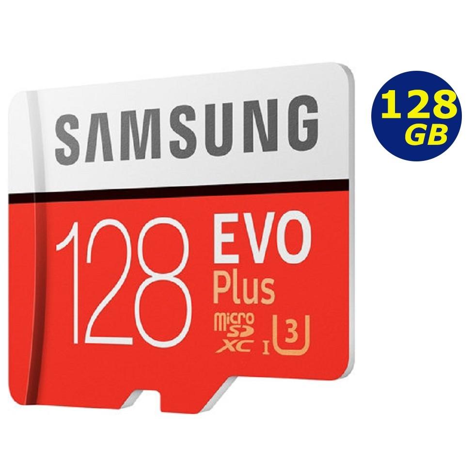SAMSUNG 128GB 128G microSDXC【EVO Plus 100MB】microSD C10 記憶卡