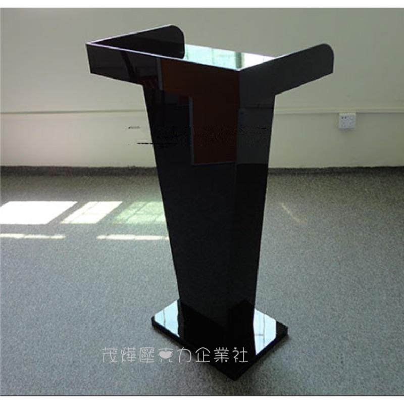 壓克力演講台 演講桌 接待台(尺寸可客製化)