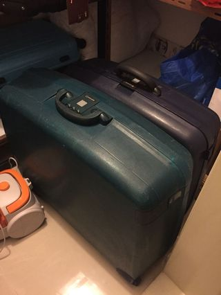 Delsey Luggage x 2