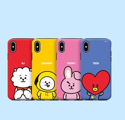 【BT21 OFFICIAL GOODS】 BT21 SMART PHONE CASE / BT21 iPhone case BT21 GUARD UP CASE BTS BANGTAN