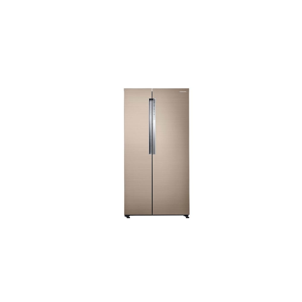 Samsung RS62K61A17P/SS Twin Cooling Plus 620L Side By Side Refrigerator
