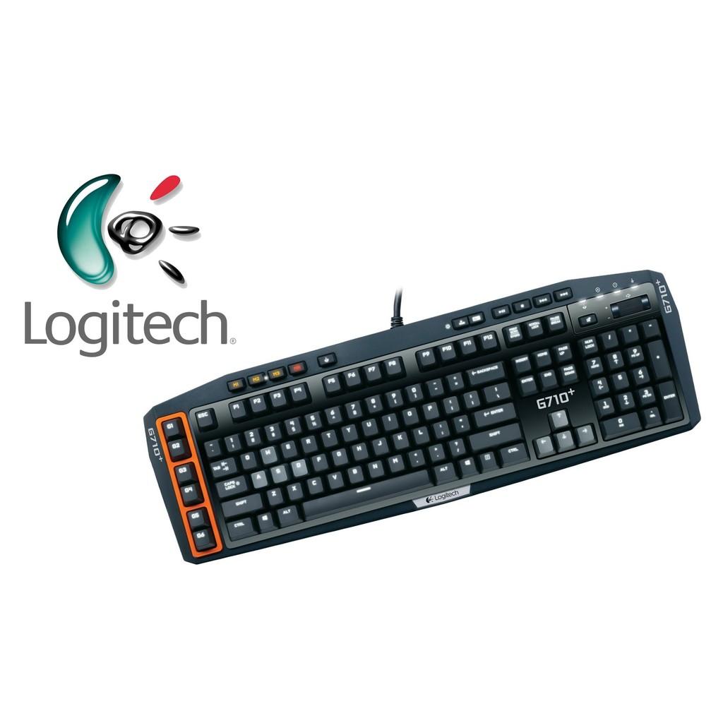 【酷3C】羅技 G710 + PLUS 青軸 機械式 遊戲 電競鍵盤  機械式鍵盤 遊戲鍵盤 青軸鍵盤 有注音