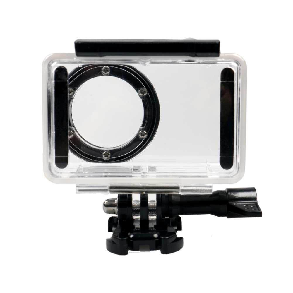 New Transparent Camera Housing Box for XiaoMi Camera 8.3cm * 4.6cm * 8cm - intl