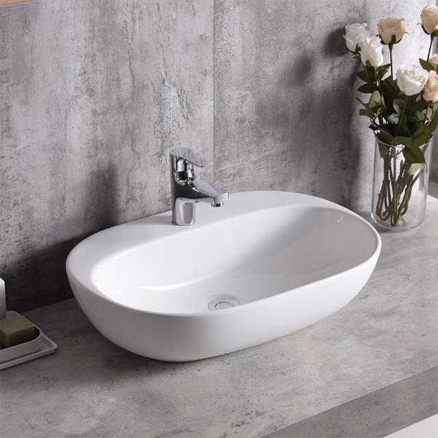 【【洗樂適衛浴】ROMAX】檯上盆、碗公盆、立體盆(RD114)