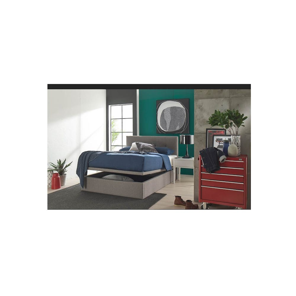 Dalby Storage Bed Frame - Queen Size